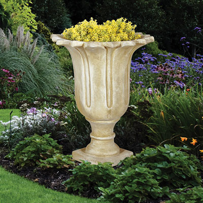 Chatsworth Tulip Urn