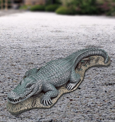 Alligator (Piped)