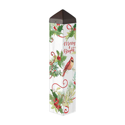 "Winterberry 20"" Art Pole"