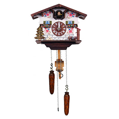 Engstler Battery-operated Cuckoo Clock
