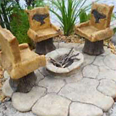 Fire Patio Pad