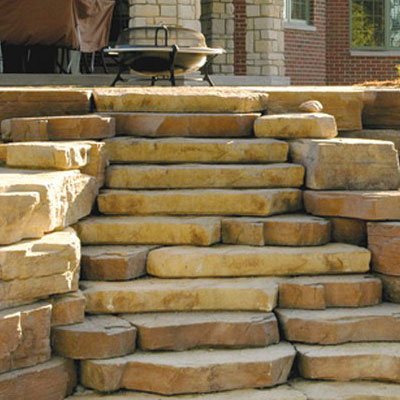Chiseled Steps